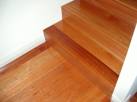Timber Staircase b